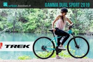 bici ibrida Trek Dual Sport 2019