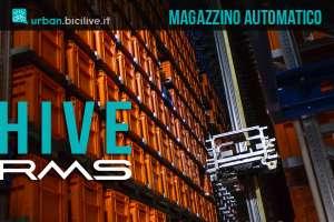 Hive, il magazzino automatico di RMS
