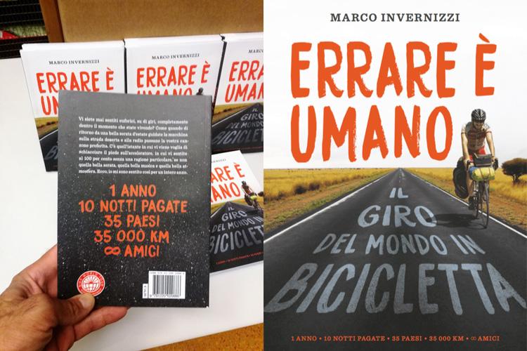 Il libro scritto da Marco Invernizzi: Errare è umano