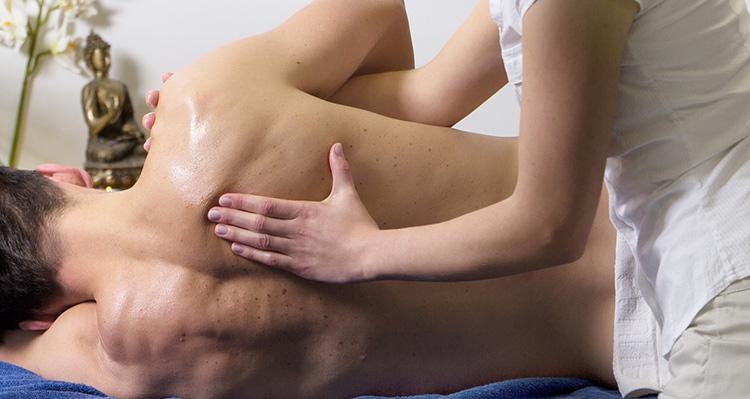 massaggio come metodo di recupero post allenamento