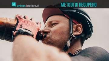Metodi di recupero post allenamento