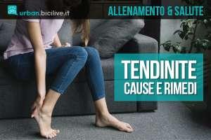 La Tendinite o tendinopatia, anche il tendine si ammala