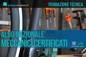 Albo Nazionale dei Meccanici Certificati settore ciclo