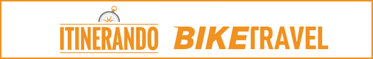 Il logo Itinerando: Bike Travel