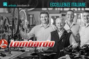 Cicli Lombardo premiata tra le 100 eccellenze d'Italia