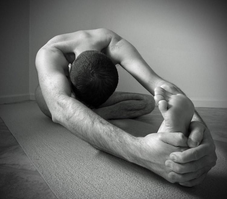 allungamento dei muscoli e stretching contro i crampi