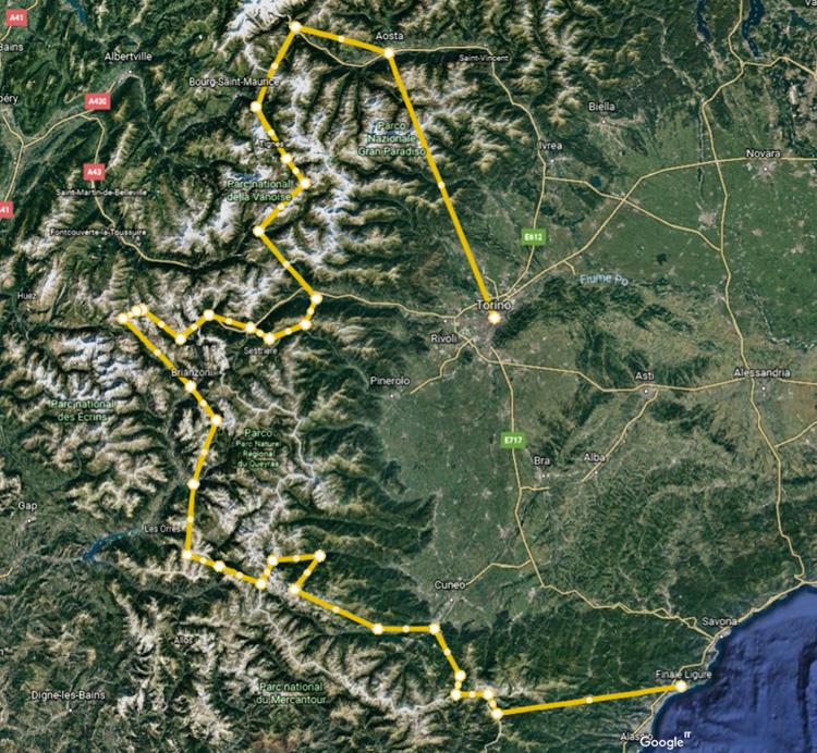 20K Ultra Trail Mtb