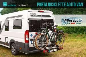 AGITO Van: Sawiko ha creato il porta biciclette per Fiat Ducato