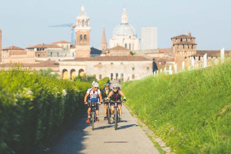 Mantova ciclovie