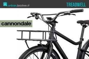Cannondale Treadwell: la bici leggera per il fitness millennial