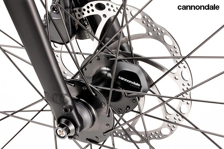 Sensore montato sulla bici urban Cannondale Treadwell EQ