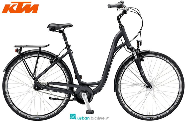 ktm city line 28.7 2019 bicicletta