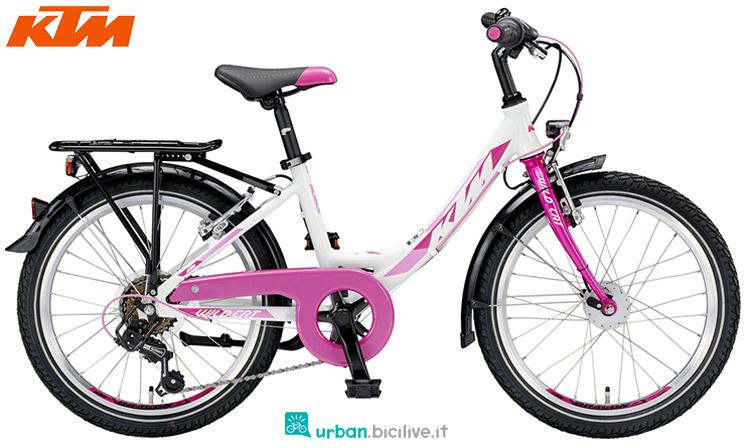 ktm wild cat 20.6 2019 bicicletta