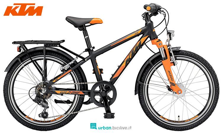 ktm wild one 20.6 2019 bicicletta
