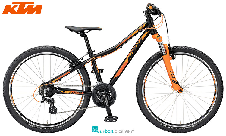 ktm wild speed 26.24 2019 bicicletta