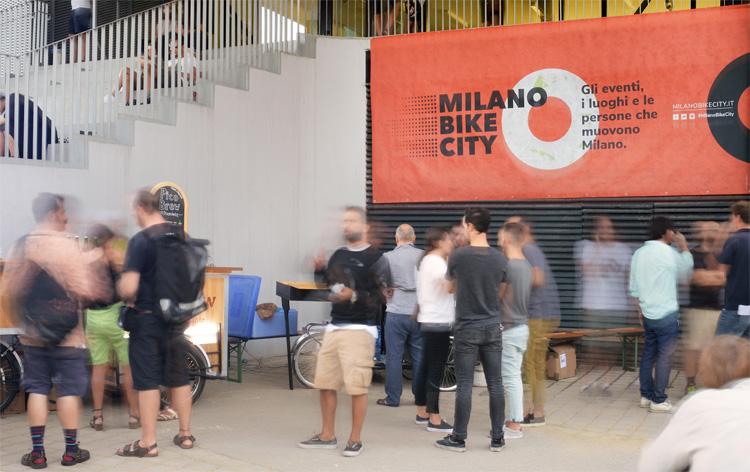 Un evento legato a Milano Bike City