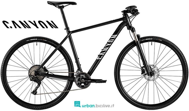 Una bicicletta per stare in forma Canyon Pathlite 6.0 gamma 2019