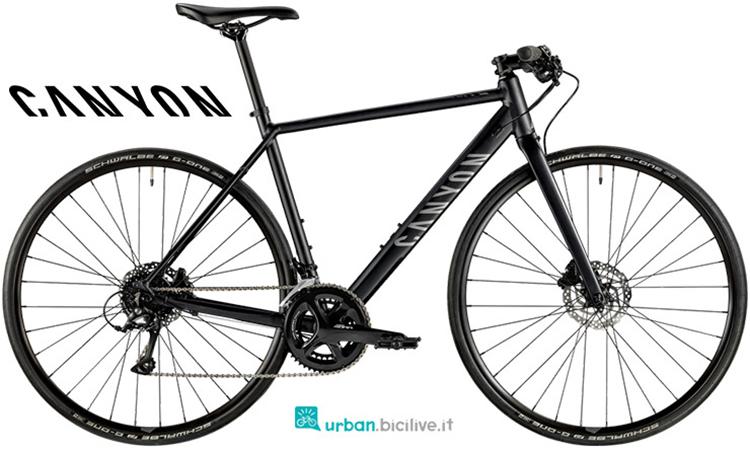 Una bicicletta per restare in forma Canyon Roadlite 6.0