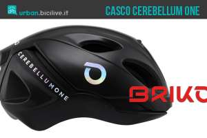 Briko Cerebellum One, il casco ciclista salvavita intelligente