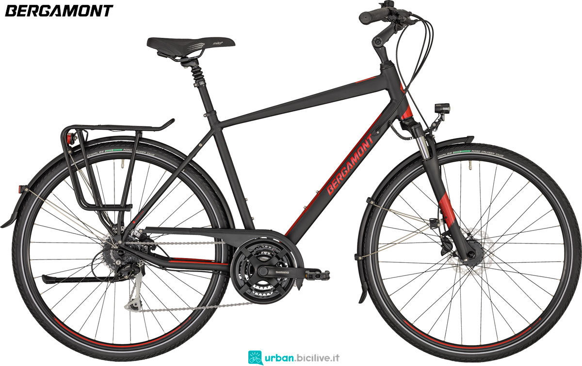 Una bici Bergamont Horizon 4 Gent dal listino 2020