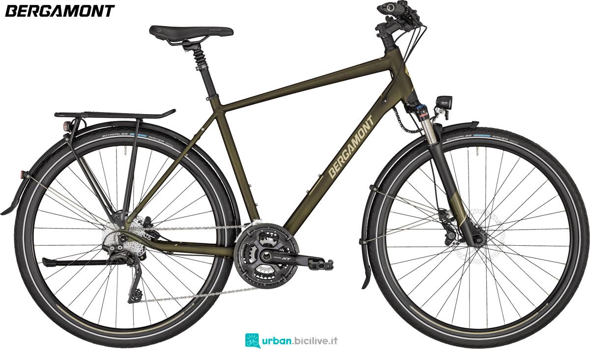 Una bicicletta per gite fuori porta Bergamont Horizon 9 Gent