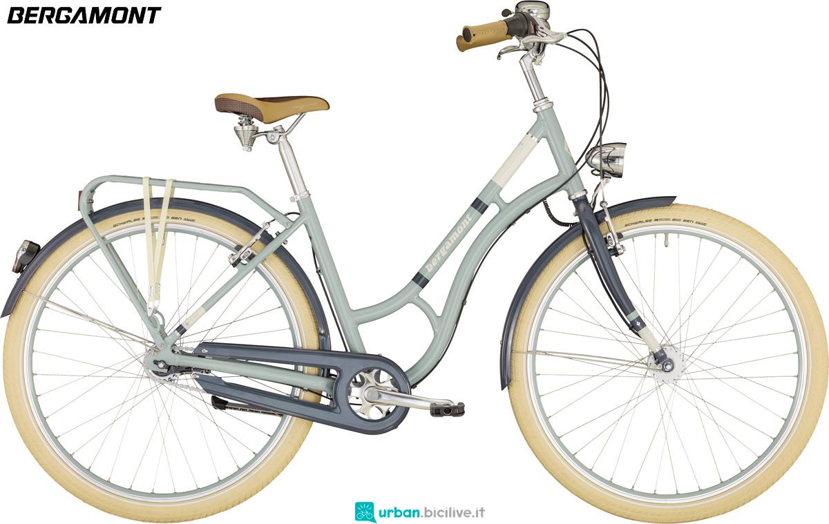 Una city bike Bergamont Summerville N7 CB
