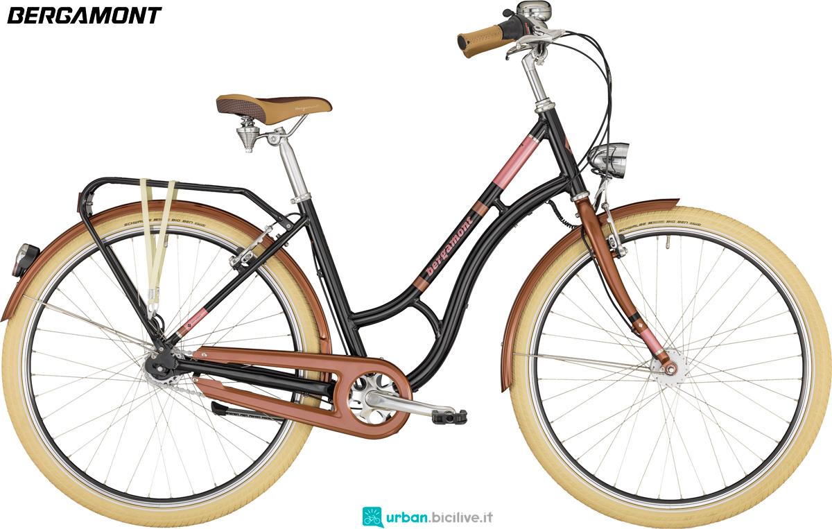 Una bici da città Bergamont Summerville N7 FH dal catalogo 2020