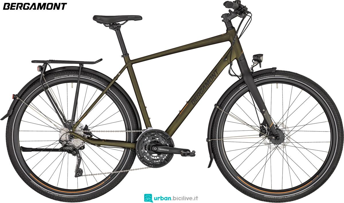 Una bicicletta per lo sport e il tempo libero Bergamont Vitess 7 Gent