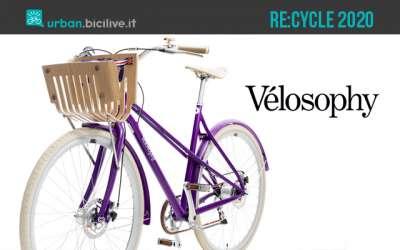 La bici da passeggio Vélosophy Re:Cycle