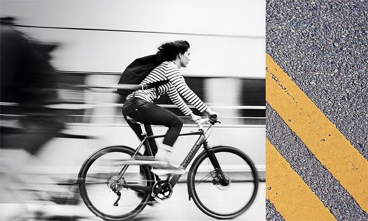 Giretto d'Italia manifestazione della ciclabilità urbana