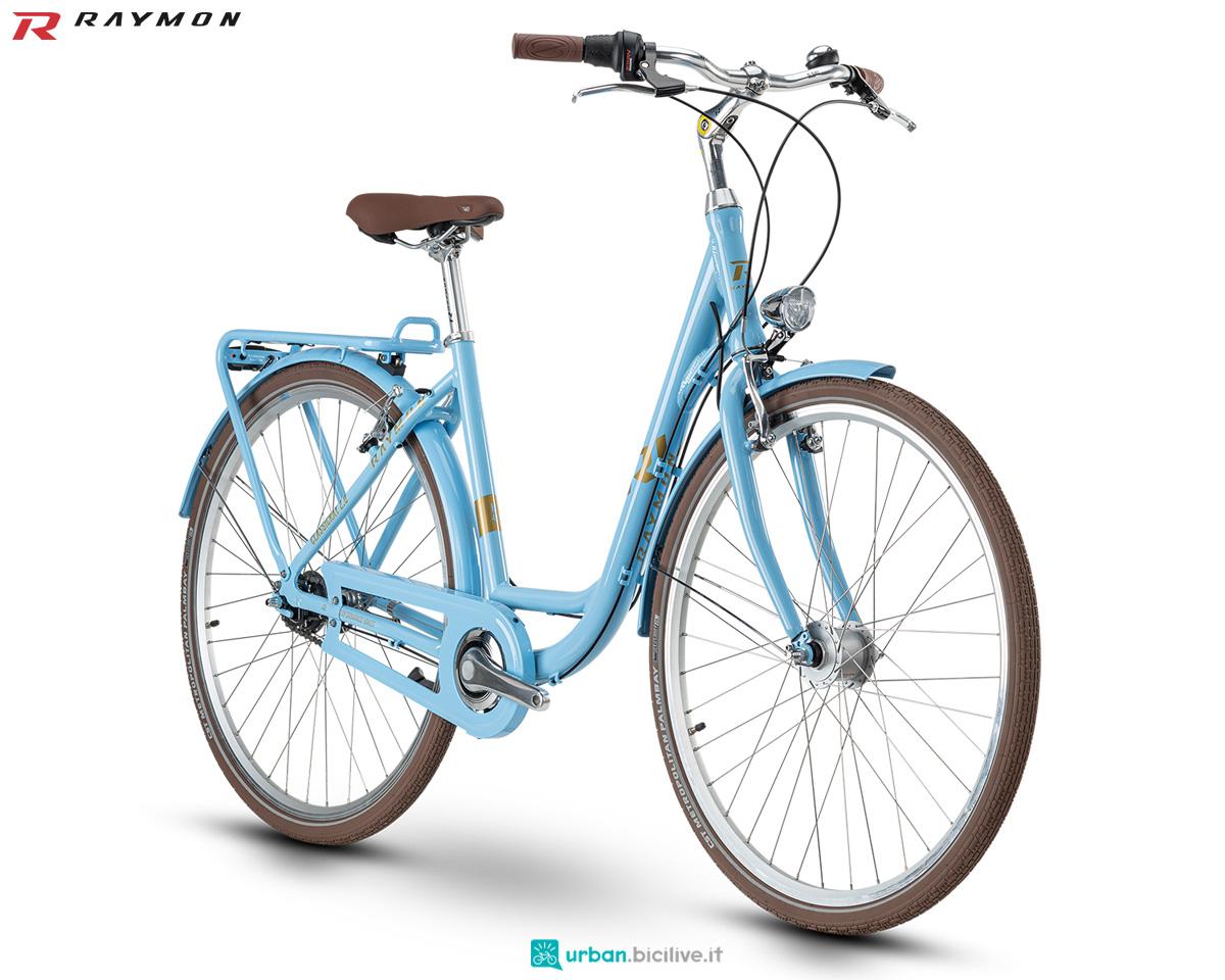 Una bicicletta da passeggio R Raymon CLASSICRAY 2.0