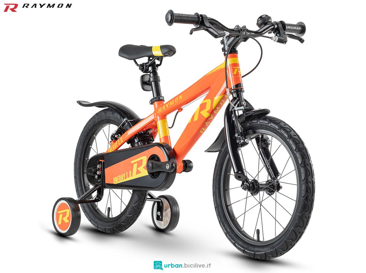 Una bici per bimbi R Raymon ONERAY 1.0