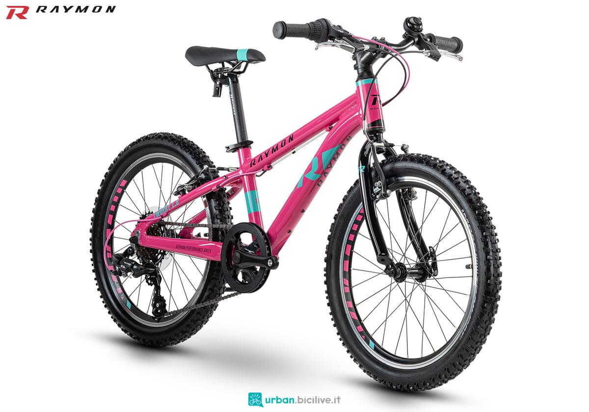 Una bicicletta per bambini R Raymon TWORAY 1.0