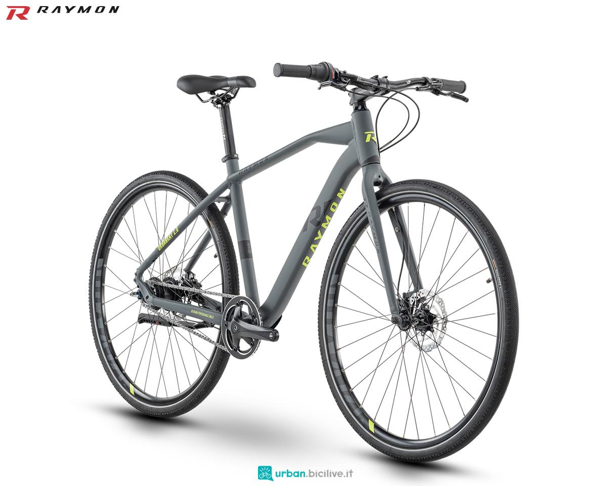 Una bici urbana R Raymon URBANRAY 1.0