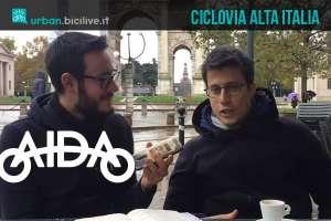 Il progetto AIDA, la ciclovia dell'Alta Italia Da Attraversare