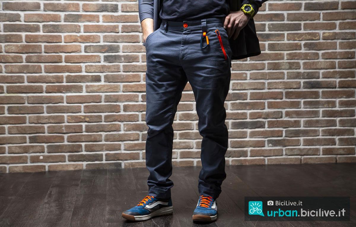 Il Test dei pantaloni Dainese AWA Black Pants