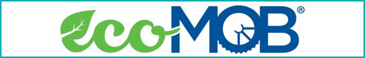 Il logo della fiera Eco Mob Expo a Pescara