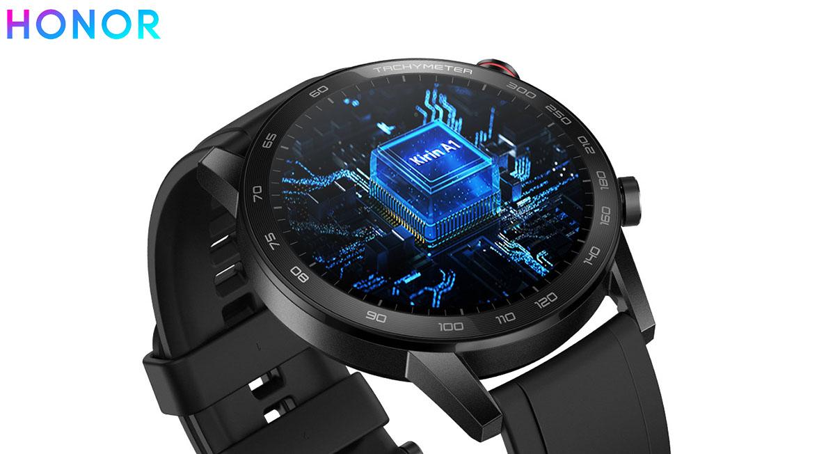 L'orologio HONOR MagicWatch 2 con batteria che dura 14 ore