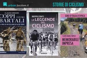 Libri sul ciclismo storico: tre novità di inizio 2020