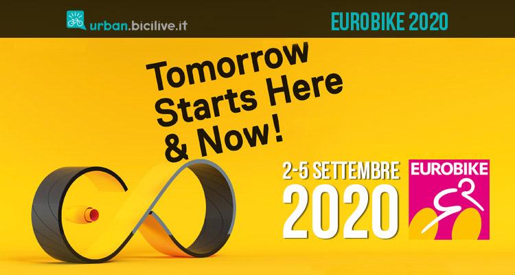 Eurobike 2020, ecco le date: dal 2 al 5 settembre