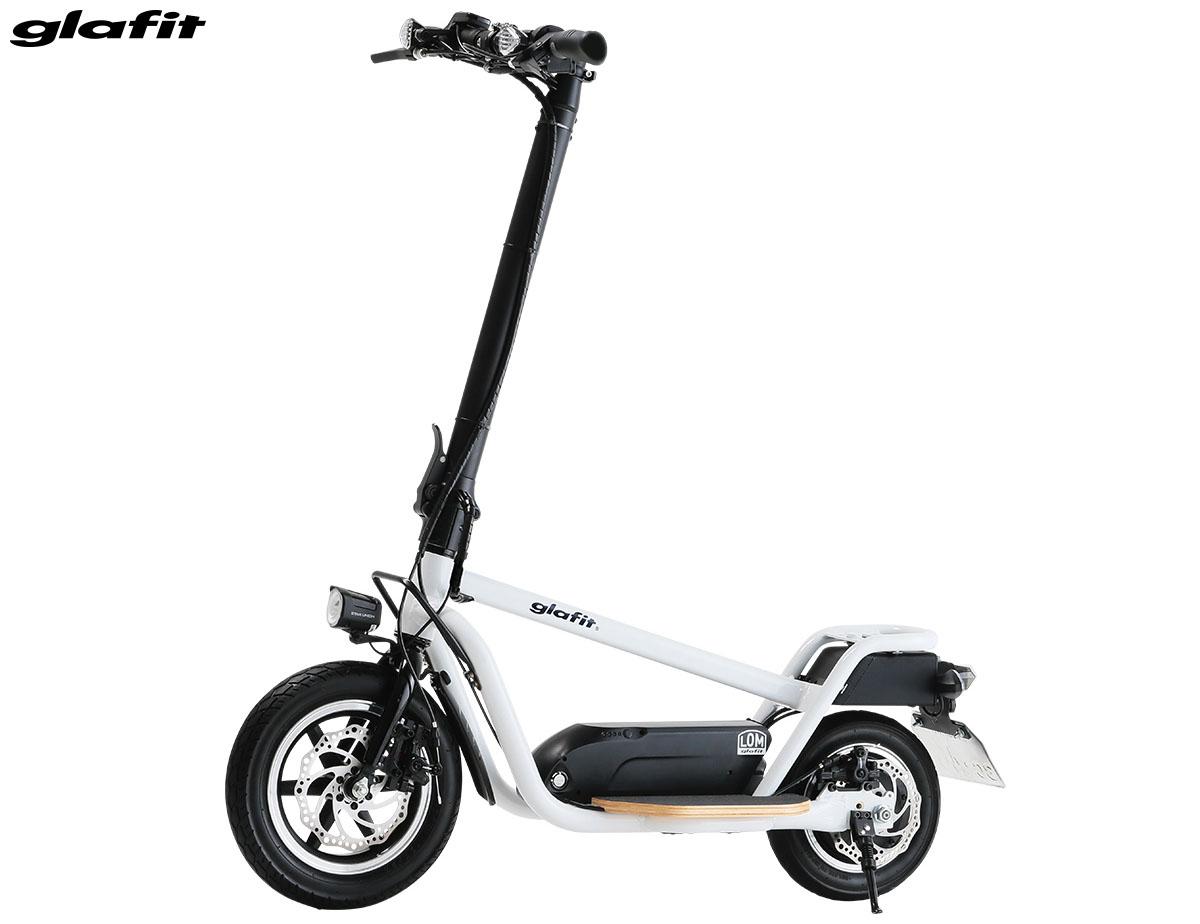 Il monopattino Glafit X-Scooter LOM 2020