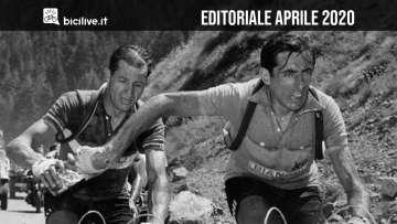 Editoriale aprile 2020 di Matteo Cappè direttore BiciLive.it