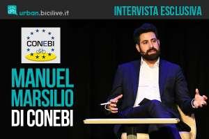 Intervista a Manuel Marsilio, general manager di di CONEBI, Confederazione Europea dell'Industria del Ciclo
