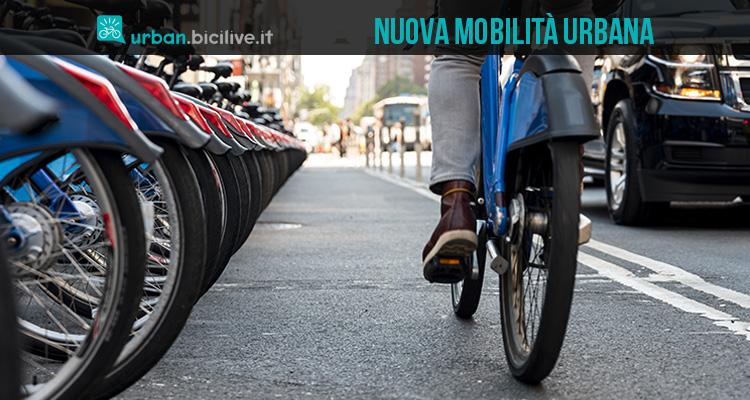 Ipotesi e obiettivi di una nuova mobilità urbana