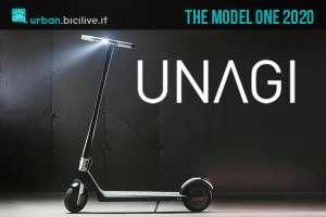 Unagi The Model One, il monopattino elettrico minimale e tecnologico