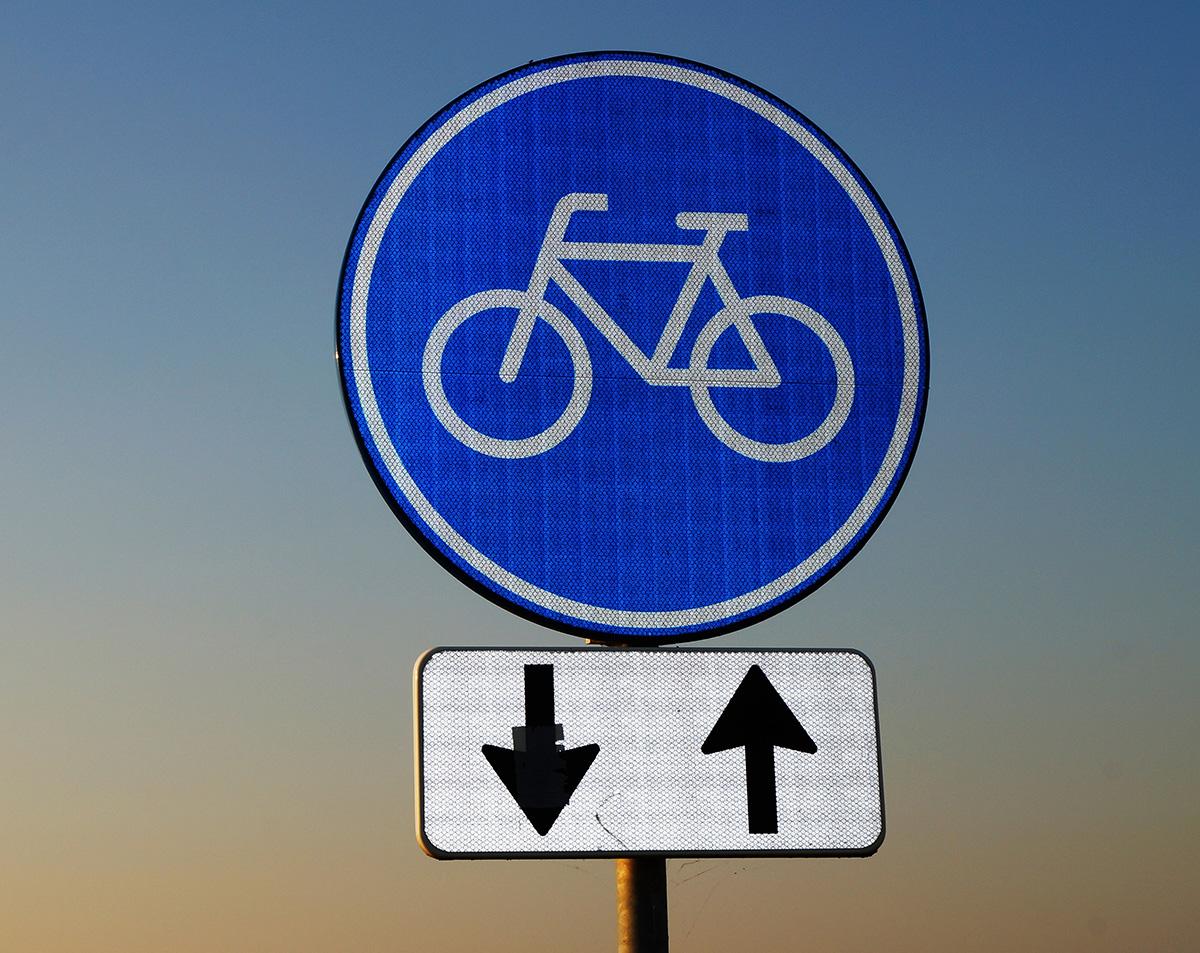 Il cartello del codice stradale