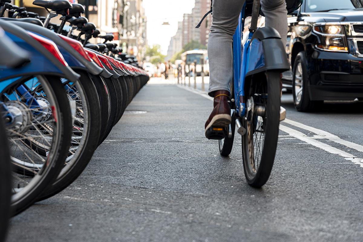 La coerenza tra bici e auto