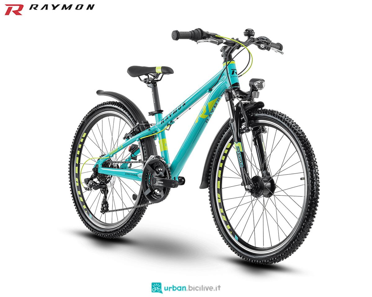 Una bici R Raymon FourRay 1.0 Street 2020