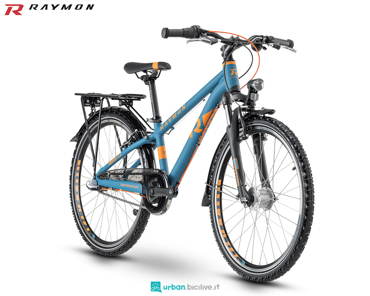 Una bici R Raymon FourRay 2.0 Street 2020 Unisex