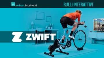 Zwift: l'app che trasforma la pedalata indoor in un gioco